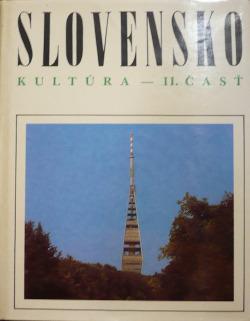 Slovensko: Kultúra - II. časť obálka knihy