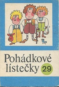 Pohádkové lístečky č. 29 obálka knihy