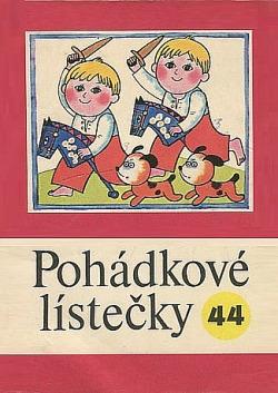 Pohádkové lístečky č. 44 obálka knihy
