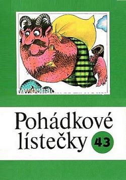 Pohádkové lístečky č. 43 obálka knihy