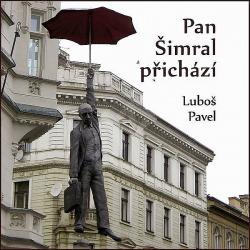 Pan Šimral přichází obálka knihy