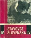 Stavovce Slovenska IV. Cicavce