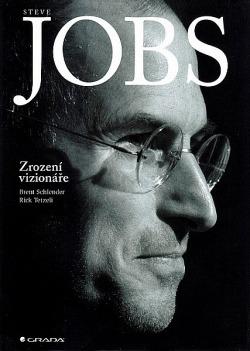 Steve Jobs: Zrození vizionáře obálka knihy