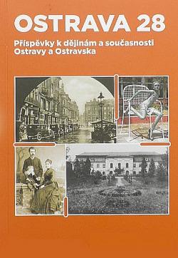Ostrava 28 obálka knihy