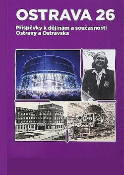 Ostrava 26 obálka knihy