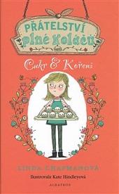 Cukr a koření obálka knihy