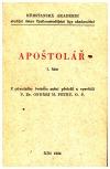 Apoštolář