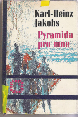 Pyramida pro mne obálka knihy