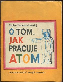 O tom, jak pracuje atom obálka knihy