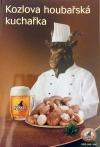 Kozlova houbařská kuchařka