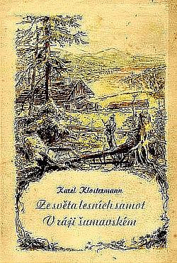 Ze světa lesních samot, V ráji šumavském obálka knihy