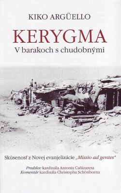 KERYGMA - V barakoch s chudobnými obálka knihy