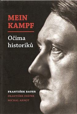 Mein Kampf očima historiků obálka knihy