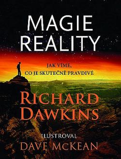Magie reality obálka knihy