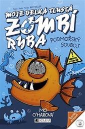 Podmořský souboj obálka knihy