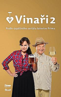 Vinaři 2 obálka knihy