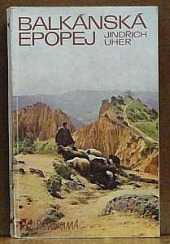 Balkánská epopej obálka knihy