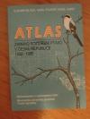 Atlas zimního rozšíření ptáků v České republice : 1982-1985