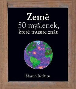 Země - 50 myšlenek, které musíte znát obálka knihy