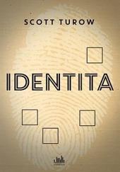 Identita obálka knihy
