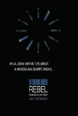 Rebel obálka knihy