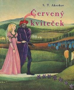 Červený kvíteček obálka knihy