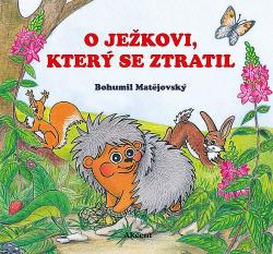 O ježkovi, který se ztratil obálka knihy