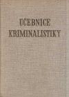 Učebnice kriminalistiky