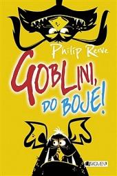 Goblini, do boje! obálka knihy