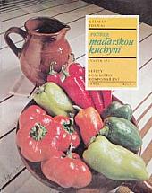 Průřez maďarskou kuchyní obálka knihy