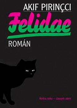 Felidae obálka knihy