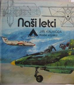Naši letci obálka knihy