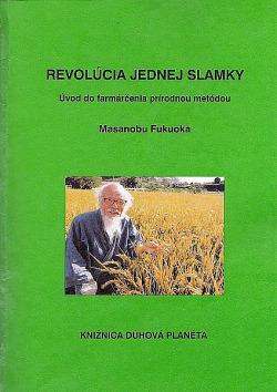 Revolúcia jednej slamky obálka knihy