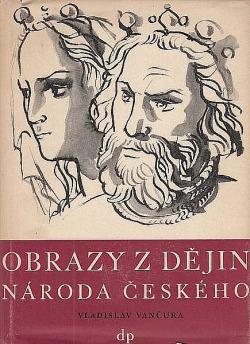 Obrazy z dějin národa českého II obálka knihy