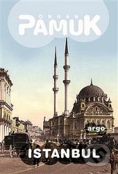 Istanbul obálka knihy