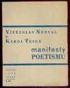 Manifesty poetismu