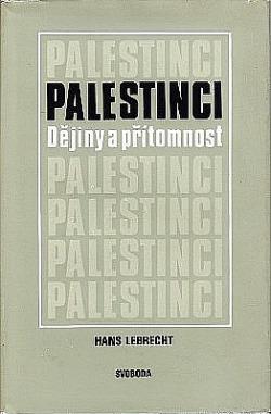 Palestinci: dějiny a přítomnost obálka knihy