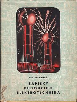 Zápisky budoucího elektrotechnika obálka knihy