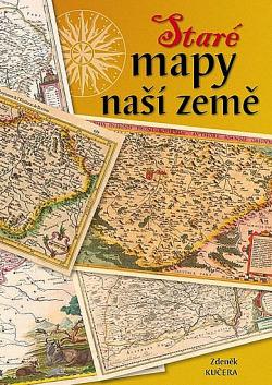 Staré mapy naší země obálka knihy