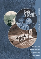 Děti v Brně obálka knihy
