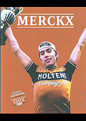 Eddy Merckx obálka knihy