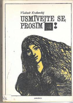 Usmívejte se,prosím! obálka knihy