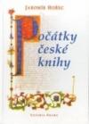 Počátky české knihy