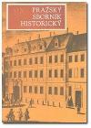 Pražský sborník historický XIX