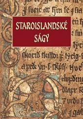 Staroislandské ságy obálka knihy