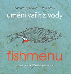 Fishmenu - umění vařit z vody obálka knihy