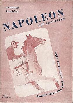 Napoleon byl zavražděn obálka knihy