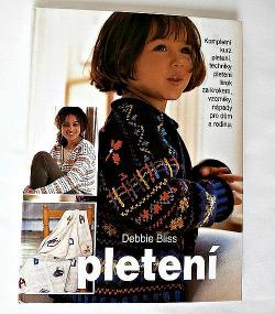 Pletení obálka knihy