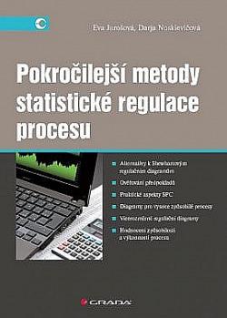 Pokročilejší metody statistické regulace procesu obálka knihy