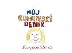Můj rumunský deník obálka knihy